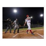 USA, California, San Bernardino, baseball Postcard