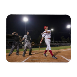 USA, California, San Bernardino, baseball Rectangular Photo Magnet
