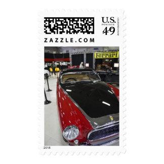 USA, California, San Diego. Balboa Park, San Postage Stamp