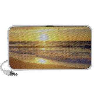 USA, California, San Diego. La Jolla Shores Portable Speaker