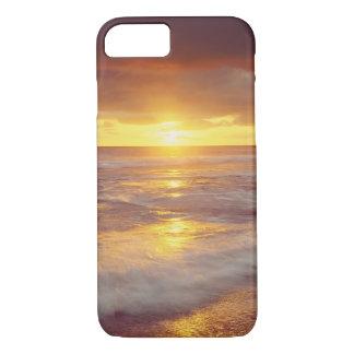 USA, California, San Diego. Sunset Cliffs beach iPhone 7 Case
