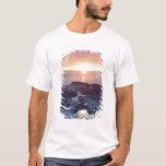 USA, California, San Diego. Sunset Cliffs tide T-Shirt
