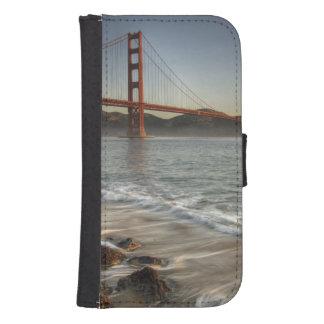 USA, California, San Francisco.  A scenic view Samsung S4 Wallet Case