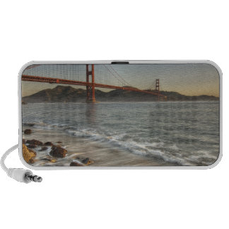 USA, California, San Francisco.  A scenic view Laptop Speaker
