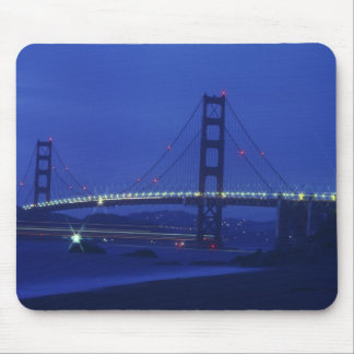 USA, California, San Francisco. Golden Gate 2 Mouse Pad