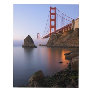 USA Themed USA, California, San Francisco. Golden Gate 2 Panel Wall Art