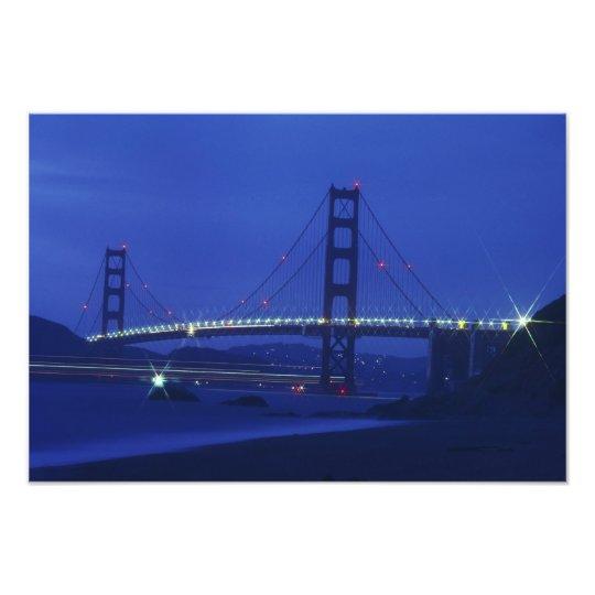 USA, California, San Francisco. Golden Gate 2 Photo Print