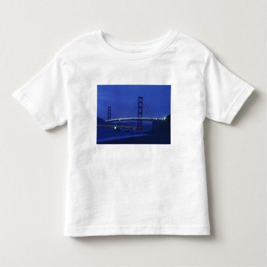 USA, California, San Francisco. Golden Gate 2 Toddler T-shirt