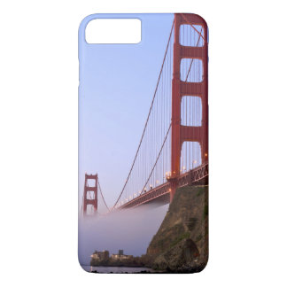 USA, California, San Francisco. Golden Gate 3 iPhone 8 Plus/7 Plus Case