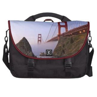 USA, California, San Francisco. Golden Gate 3 Bag For Laptop