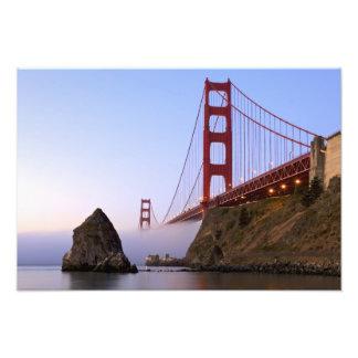 USA, California, San Francisco. Golden Gate 3 Photo Print