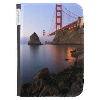 USA, California, San Francisco. Golden Gate Kindle 3G Cases