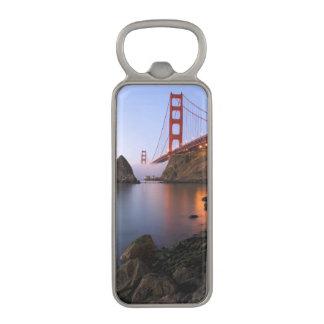 USA, California, San Francisco. Golden Gate Magnetic Bottle Opener