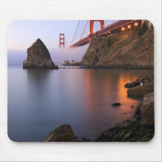USA, California, San Francisco. Golden Gate Mouse Pad