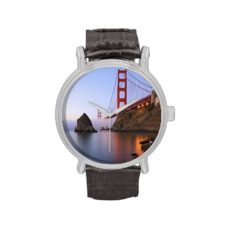 USA, California, San Francisco. Golden Gate Watch