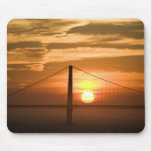 USA. California. San Francisco. Sun setting Mouse Pad