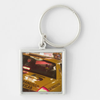 USA, California, San Francisco Union Square Keychain