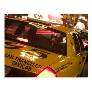 USA, California, San Francisco Union Square Postcard