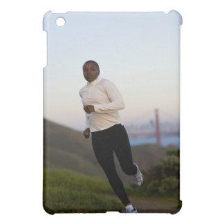 USA, California, San Francisco, Woman jogging, iPad Mini Cover