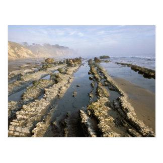 USA, California, Santa Barbara, Henry's Beach. Postcard
