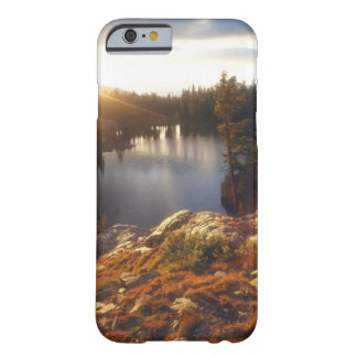 USA, California, Sierra Nevada Mountains. Sunset Barely There iPhone 6 Case