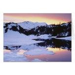 USA, California, Sierra Nevada Mountains. The Greeting Cards