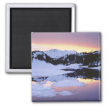USA, California, Sierra Nevada Mountains. The Fridge Magnet