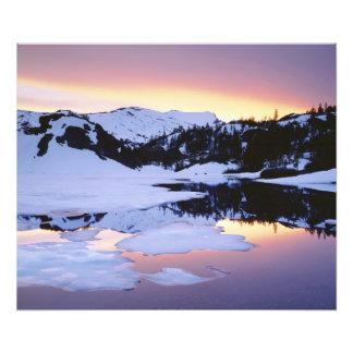 USA, California, Sierra Nevada Mountains. The Photographic Print