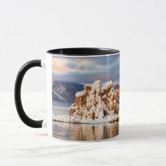 USA, California, Sunrise at Mono Lake Mug