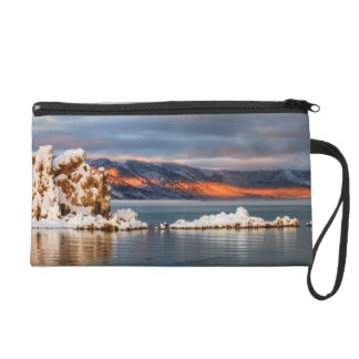 USA, California, Sunrise at Mono Lake Wristlet