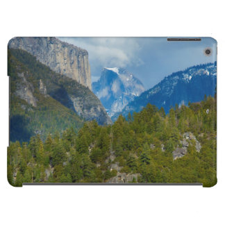 USA, California. View Of Half Dome In Yosemite iPad Air Cover
