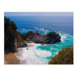 USA, California. View Of Mcway Falls Post Cards