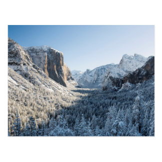 USA, California, Yosemite National Park 2 Postcard