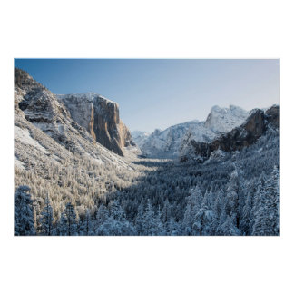 USA, California, Yosemite National Park 2 Poster