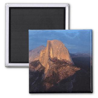 USA, California, Yosemite National Park, 3 2 Inch Square Magnet