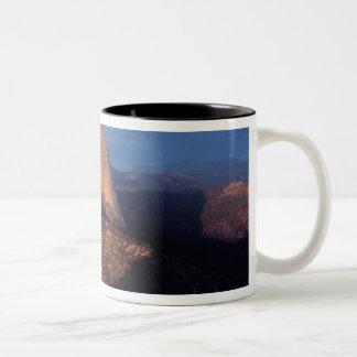 USA, California, Yosemite National Park, 3 Two-Tone Coffee Mug