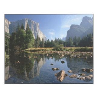 USA, California, Yosemite National Park 3 Wood Wall Art