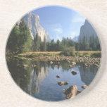 USA, California, Yosemite National Park, 5 Drink Coasters