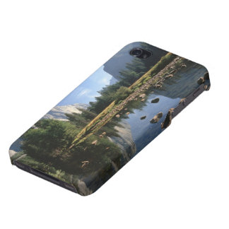 USA, California, Yosemite National Park, 5 iPhone 4 Cover