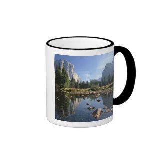 USA, California, Yosemite National Park, 5 Coffee Mugs