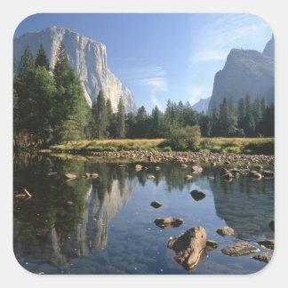 USA, California, Yosemite National Park, 5 Sticker