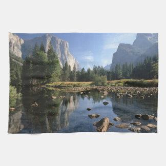 USA, California, Yosemite National Park, 5 Towels