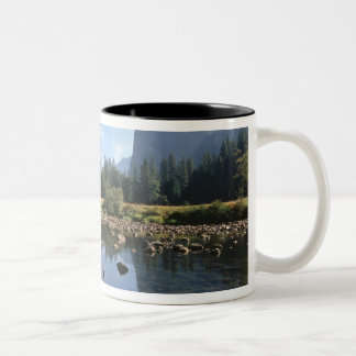 USA, California, Yosemite National Park, 5 Two-Tone Coffee Mug