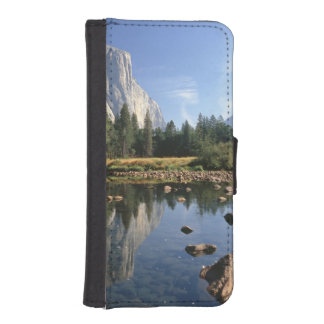 USA, California, Yosemite National Park, 5 Wallet Phone Case For iPhone SE/5/5s
