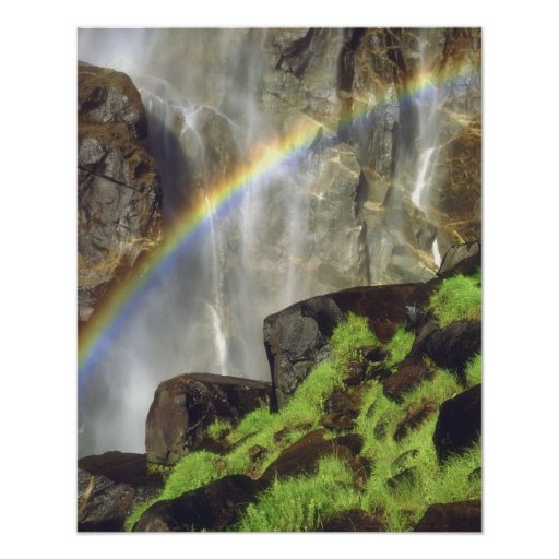 USA, California, Yosemite National Park. A Posters