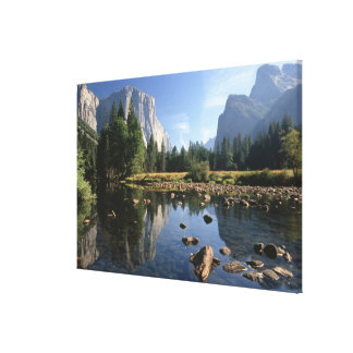 USA California Yosemite National Park Gallery Wrap Canvas