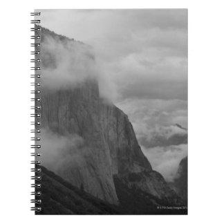 USA, California, Yosemite National Park, El 3 Notebook