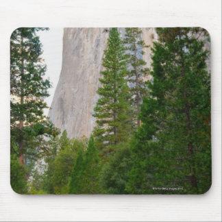USA, California, Yosemite National Park, El 4 Mouse Pad