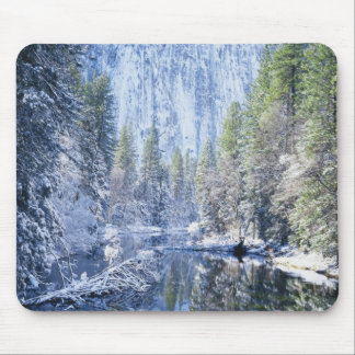 USA, California, Yosemite National Park, Mouse Pad