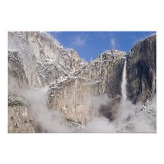 USA, California, Yosemite National Park. Art Photo